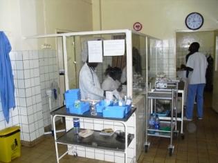 Les activités organisées dans le département de la Médecine Interne