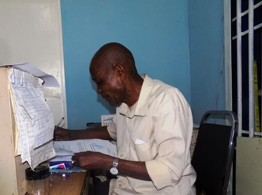 Papa Maboke