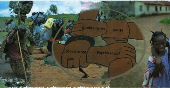 Concours d'innovation sur la résilience aux conflits
