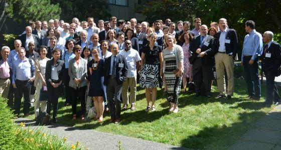 Le Sommet mondial sur les maladies des reins a Vancouver/Canada