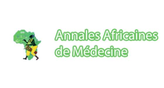 Pontavice De Heussey Florence à l'attention des Annales Africaines de Médecine – Kinshasa