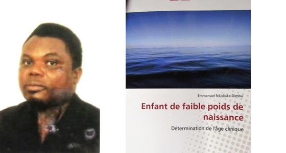 Le Professeur Emmanuel Nkidiaka aux éditions Universitaires européenes