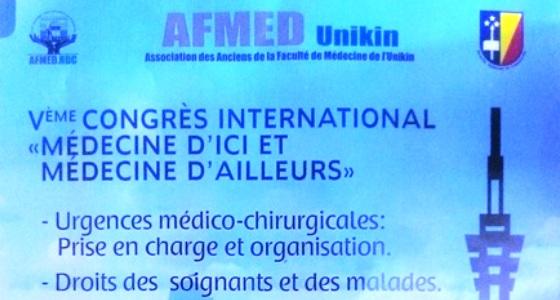 AFMED Unikin organise son 5ème Congrès
