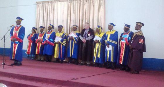 Le Dr Jacques BOLENGE ILEBOSO a défendu publiquement, une thèse d'agrégation en Médecine