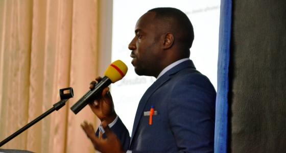 Le Chef de Travaux Dr Dieudonné Mvumbi Makaba du département des Sciences de Base a soutenu une thèse d'agrégation en médecine.