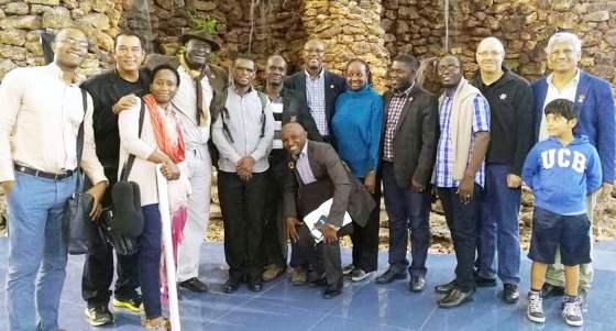 Congrès d'Urologie au Zimbabwe