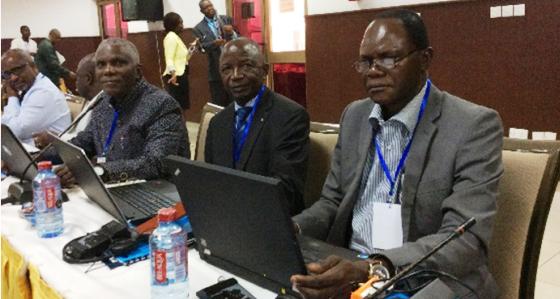 Participation du Professeur NKIAMA EKISAWA Constant du 28 au 29 mars 2017 à ACCRA en Ghana, à un atelier des experts africains et européens en Assurance Qualité.