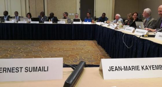 Les travaux d évaluation des revues supportés par African Journal Project Program