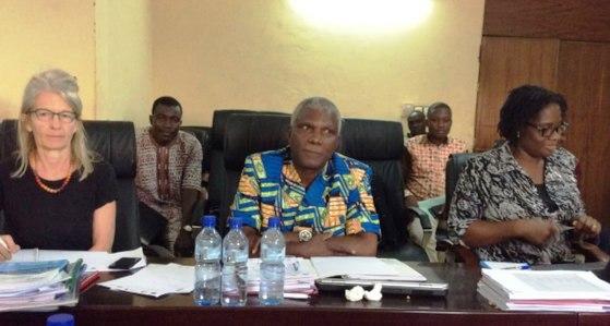 Evaluation externe à l'Université de Ouaga II (Ouagadougou-Burkina Faso) et à l'Université des Sciences et Techniques de Masuku (Franceville-Gabon)