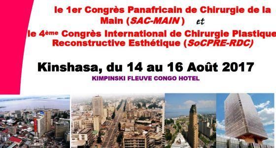 1er Congrès Panafricain de Chirurgie de la Main