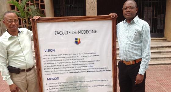 Vision-Mission et valeurs de notre faculté