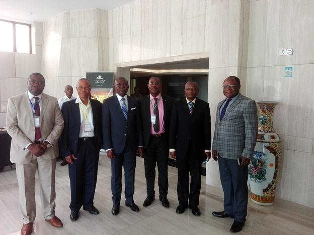 Quelques images sur le 1er Congrès Panafricaine de Chirurgie de la main et le 4ème Congrès International de Chirurgie Plastique Reconstructive Esthétique