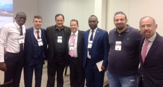 Congrès international de la médecine dentaire au Brésil, la RDC y participe