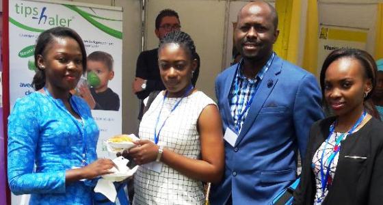 RAPPORT DE MISSION CONGRES AFRICAIN DE PNEUMOLOGIE du Dr innocent KASHONGWE