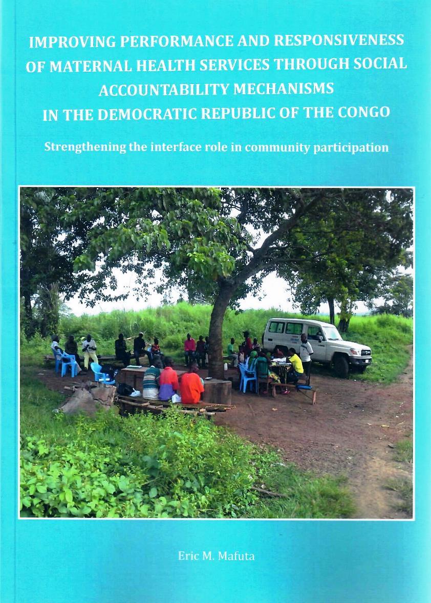 Améliorer la performance et réactivité de services de santé maternelle par le moyen des mécanismes de redevabilité sociale en République Démocratique de Congo