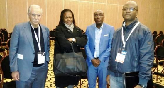 Participation au congrès des abords vasculaires