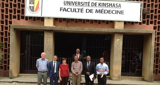 Le groupe franco-africain d'oncologie pédiatrique