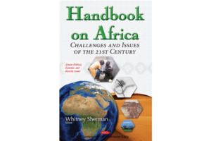 Le Professeur Wumba a eu à contribué pour l'élaboration d'un livre intitulé : Handbook on Africa: Challenges and Issues of the 21st Century