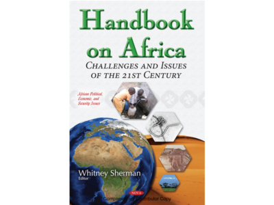 Handbook on Africa: Challenges and Issues of the 21st Century