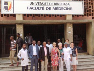 Visite de la délégation de la KULeuven