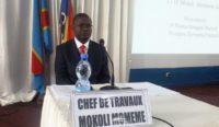 Le CT Mokoli Momeme Vieux défend sa thèse à l'Unikin
