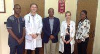 VISITE A LA FACULTE DES Drs