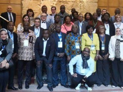 Participation du Professeur Constant Nkiama à la conférence internationale