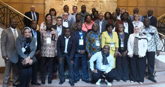 Participation du Professeur Constant Nkiama à la conférence internationale