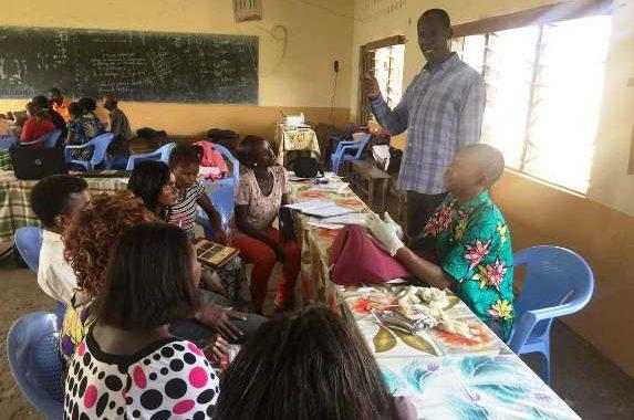Professeur Lokomba à Kasongolunda