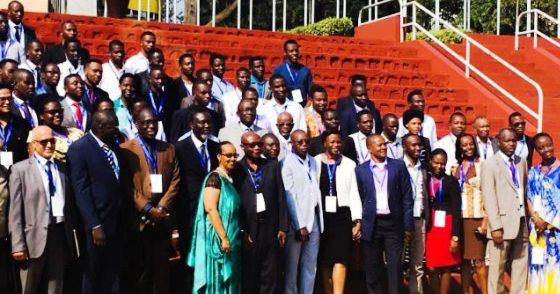 LE PROFESSEUR FLORENT SONGO A LA PAN AFRICAN DENTAL SURGEONS CONFERENCE