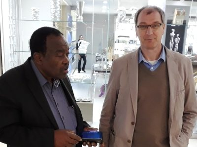 Rapport du séjour de recherche à l'Université de WITWATERSRAND de Johannesburg