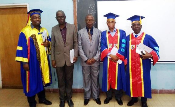 Défense du mémoire du Dr NGUEN
