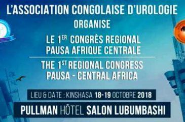 Le 1er congrès régional PAUSA AFRIQUE CENTRALE