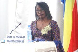 Le Docteur Mireille NGANGA a défendue sa thèse d'agrégation