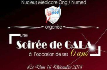 Soirée de GALA à l'occasion de 6 ans de Nucleus Medicare Ong/Numed