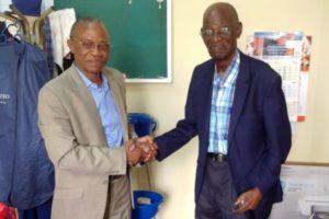 Le 1er Doyen Congolais à notre faculté