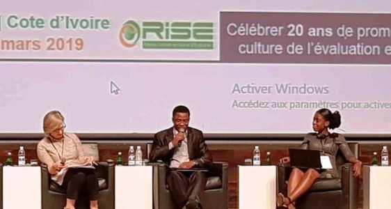 Participation du Professeur Eric Mafuta à AFREA 2019 à Abidjan