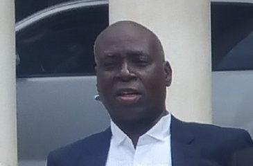 Professeur Dr Emmanuel NDOMA KABU n'est plus