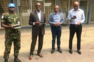 La MONUSCO et son contingent Ghanéen seront aux CUK
