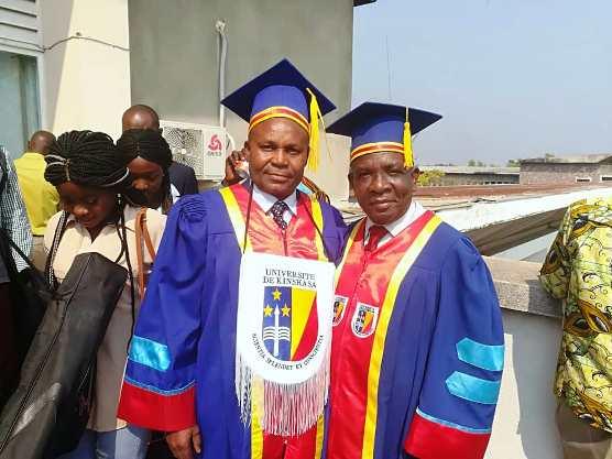 Le Dr Jérémie MUWONGA a défendu sa thèse à l'UNIKIN
