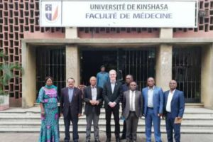 VISITE DU CHIEF EXECUTIVE OFFICER OF CHRISTOFFEL BLINDENMISSION