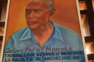 Papa Maboke Immortalisé