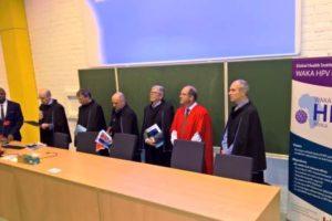 Défense de Thèse de PhD en Gynéco du Dr Alex