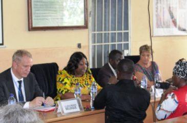 """Cérémonie d'ouverture du séminaire sur """"les relations internationales dans les programmes universitaires de coopérations au développement """""""