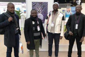 La jeunesse au congrès de la société de pneumologie